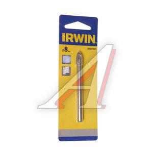 Сверло по стеклу и керамике 8.0мм Joran IRWIN 10507907