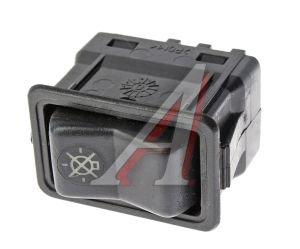 Выключатель клавиша ГАЗ-3110 контроля нитей накала контрольных ламп АВТОАРМАТУРА 77.3709-03.26