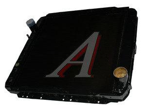 Радиатор КАМАЗ-65115-117 медный 3-х рядный дв.CUMMINS ЕВРО-3 ШААЗ 54115-1301010-11, 54115Ш-1301010-11, 54115-1301010-10