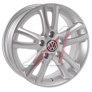 Диск колесный литой VW Jetta SKODA Oсtavia (07-) R15 VW84 S REPLICA 5х112 ЕТ47 D-57,1