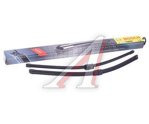 Щетка стеклоочистителя 530/530мм комплект Aerotwin BOSCH 3397118925, A925S