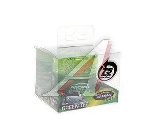 Ароматизатор на панель приборов гелевый (зеленый чай) Aroma Car Gel PHANTOM PH3234 \Aroma Car Gel, PH3234