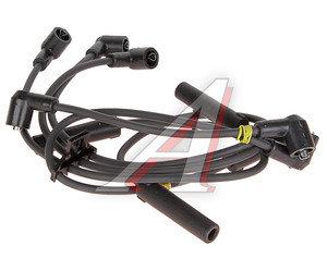 Провод высоковольтный ВАЗ-2108 комплект силикон, карбюраторный двигатель SLON 2108-3707080, 2108-3707080 SLON, 2108-3707080-10