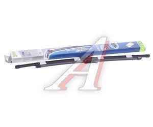 Щетка стеклоочистителя OPEL Zafira B 700/550мм комплект Silencio Xtrm VALEO 574329, VM416, 1272114