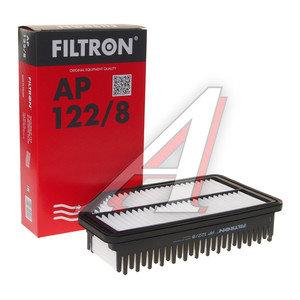 Фильтр воздушный HYUNDAI Solaris (10-) KIA Rio (11-),Soul (11-) FILTRON AP122/8, LX3300, 28113-1R100