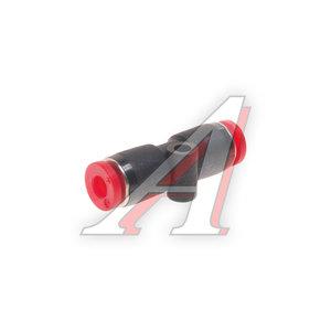 Соединитель трубки ПВХ,полиамид d=4мм прямой UC A7185, 07009311