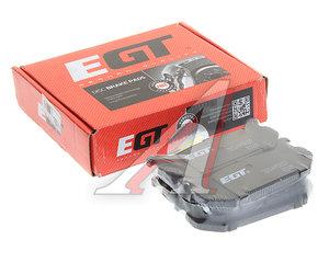 Колодки тормозные MAZDA 6 (91-) задние (4шт.) EGT 321485EGT, GDB1140S, G5Y6-26-43ZA