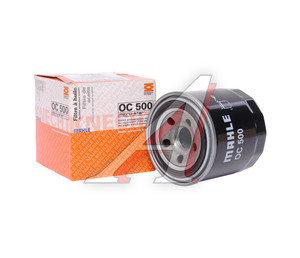 Фильтр масляный HYUNDAI i40,ix35,i20 KIA Rio (11-) (замена на OC1255) MAHLE OC500, 26300-35530