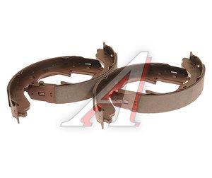 Колодки тормозные SUBARU Forester (08-) задние барабанные (4шт.) TRW GS8753, N3505044, 26694-FG010