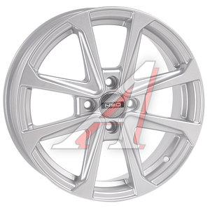 Диск колесный литой HYUNDAI Solaris KIA Rio R16 S NEO 667 4x100 ЕТ45 D-54,1