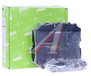 Колодки тормозные MERCEDES Actros MP3 (10-) передние (244.6х113.7х30/35) ProTecS SM7 (4шт.) VALEO 882271, 29246, 0064201420