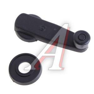 Ручка ВАЗ-2108 стеклоподъемника металл 2108-6104064м, 2108-6104064