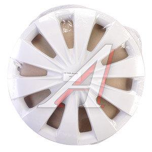 Колпак колеса R-14 белый комплект 4шт. ОКТАВА ОКТАВА бл R-14