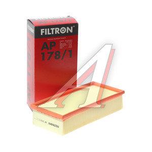 Фильтр воздушный TOYOTA Camry (09-) (3.5) FILTRON AP178/1, LX1837, 17705-0R012