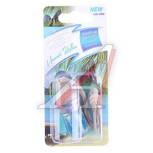 Ароматизатор подвесной жидкостный (гавайский отдых) 5мл KREDO W006