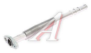 Трубка КАМАЗ слива масла турбокомпрессора (нержавеющая сталь) L=360мм МЕТАЛЛОКОМПЕНСАТОР 45104-1118269-01, 000.4859.269.000-01, 45104111826900