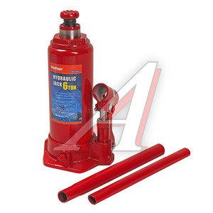 Домкрат бутылочный 6т 216-413мм MEGAPOWER M-90603, Д1-3913010-Г
