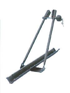 Багажник для перевозки велосипеда на крыше AMOS AMOS 34m*26m
