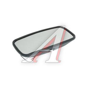 Зеркало боковое КАМАЗ,МАЗ,УРАЛ основное сферическое с подогревом 350х164мм 24V V6(ZL-018H), 024101