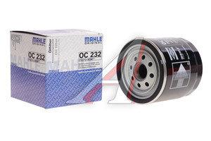 Фильтр масляный FORD Focus (98-04),Transit (-00) (D/TDI) MAHLE OC232, 1322152