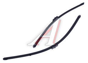 Щетка стеклоочистителя BMW X5 (E70) (07-),X6 (E71) 600/500мм комплект Silencio Xtrm VALEO 574647, VM447, 61610034739
