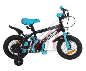 """Велосипед 12"""" 1-ск. (2-3 года) STITCH JK1912001 12 B, 144"""