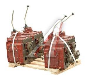 КПП МТЗ-82 (центр.упр) без привода ГХУ, электростартер РУП МТЗ 72-1700010-06