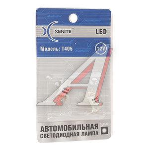 Лампа светодиодная 12V W5W W2.1х9.5d блистер (2шт.) XENITE/WAYTON 1109007, А12-5-2