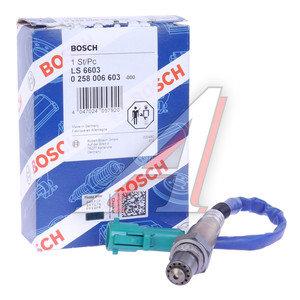 Датчик кислорода FORD Focus 3 до катализатора BOSCH 0 258 006 603, 1327547