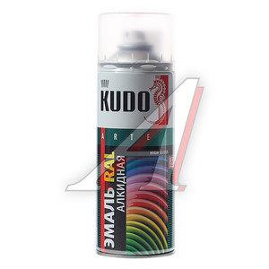 Краска красная огненная RAL3000 520мл KUDO KUDO KU-03000 RAL, KU-03000
