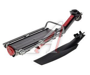 """Багажник велосипедный 20-28"""" алюминиевый быстросъемный BLF-H18"""