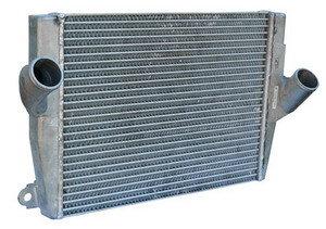 Охладитель ГАЗ-33104 наддувочного воздуха алюминиевый ЛРЗ 33104-1172012, ЛР33104.1172012