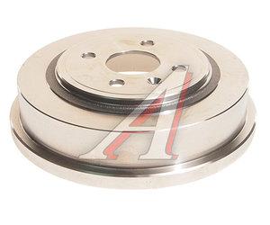 Барабан тормозной OPEL Astra G (98-05) задний (1шт.) AP 7D0662, DB4391, 0568066