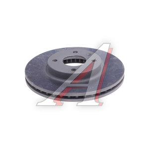 Диск тормозной CHEVROLET Cobalt (13-) передний (с АБС) (1шт.) OE 13502001