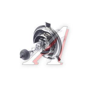Лампа 12V H4 60/55W P43t-38 Long Life Eco Vision PHILIPS 12342LLECOC1, P-12342LLECO, АКГ12-60+55(Н4)