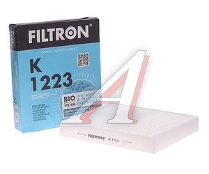 Фильтр воздушный салона CHEVROLET Cruze (09-) OPEL Astra J,Insignia FILTRON K1223, LA472, 13271190
