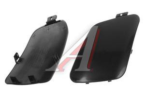 Заглушка ВАЗ-1118 бампера переднего противотуманных фар комплект 1118-2803102/103, 1118-2803102