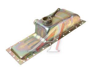 Бачок радиатора МТ-80,82 верхний (метал) (А) 70П-1301055