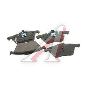 Колодки тормозные MAZDA 6 (02-) (2.3) передние (4шт.) HSB HP8226, GDB3400, GPYA-33-23ZG