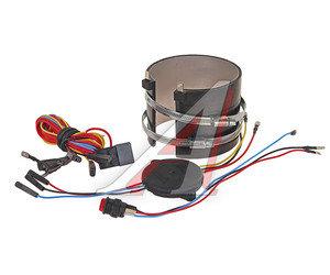 Подогреватель фильтра топливного тонкой очистки бандажный d=90-105мм 12V с таймером НОМАКОН ПБА-104, ПБА-104 12В таймер
