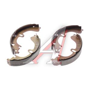 Колодки тормозные TOYOTA Corolla (83-87) задние (4шт.) TRW GS8224, 04495-12081