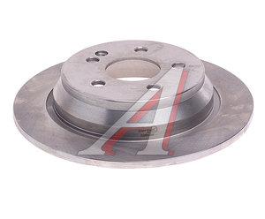 Диск тормозной MERCEDES Vito (03-) задний (1шт.) KORTEX KD0150, DF7174, A6394230112