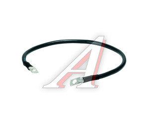 Провод АКБ соединительный перемычка L=650мм S=25мм наконечник-наконечник D=10мм CARGEN AX-630