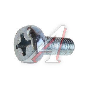 Винт М6х1.0х16 с полуцилиндрической головкой под крест DIN7985