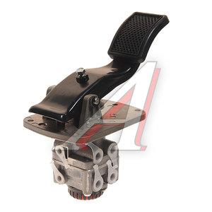 Кран КАМАЗ-65115 тормозной 2-х секционный в сборе с педалью (ОАО КАМАЗ) 65115-3514108, 3297-3514208