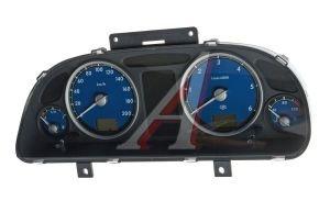 Комбинация приборов ГАЗ-3110,3302 с 2-мя ЖКИ синяя АВТОПРИБОР 385.3801-11, 385.3801010-11