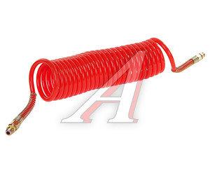 Шланг пневматический витой М16 L=7.5м (красный) СТАНДАРТ AIR FLEX М16 L=7.5м (красный) (PE) R, AIR FLEX М16 L=7.5м (красный)