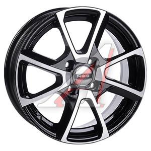 Диск колесный ВАЗ литой R14 BD NEO 438 4х98 ЕТ35 D-58,6