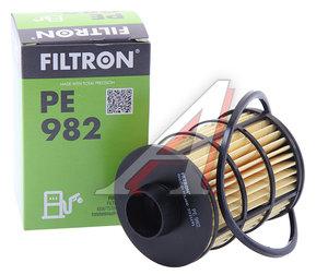 Фильтр топливный PEUGEOT Boxer CITROEN Jumper FIAT Ducato (06-) FILTRON PE982, KX208D
