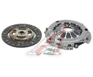 Сцепление TOYOTA Yaris (06-09) (1.3) роботизированная КПП (без подшипника) AISIN KT-330R, 826918, 31250-59635